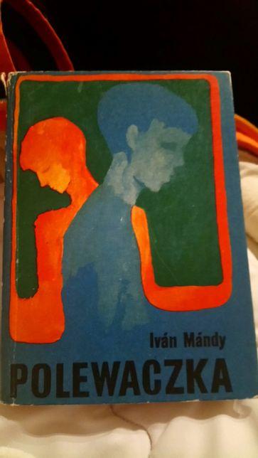 Polewaczka Ivan Mandy twarda oprawa