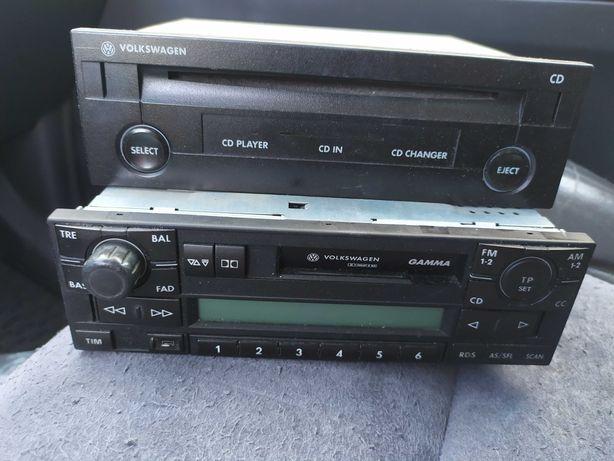 Auto radio voltswaghen