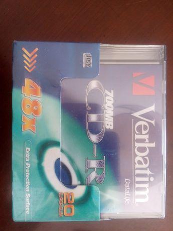 CD-R  48, 700MB, pack
