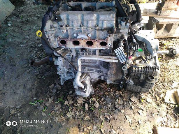 Jeep Cherokee KL Разборка мотор двигатель