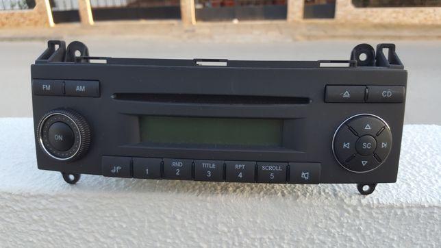 radio cd origem Mercedes