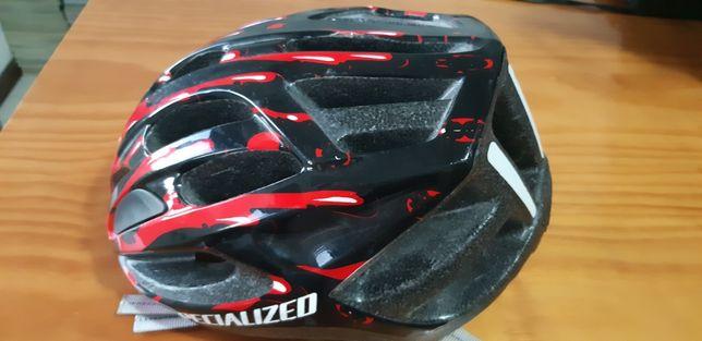 SPECIALIZED capacete de ciclista para Jovem