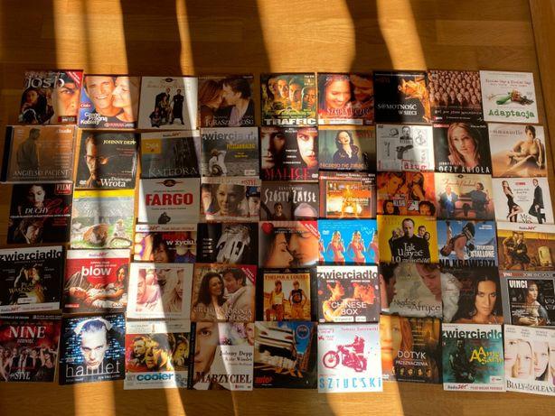 Sprzedam 45 płyt DVD z filmami