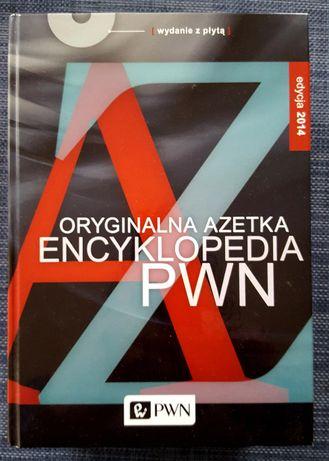 Oryginalna azetka Encyklopedia PWN Edycja 2014
