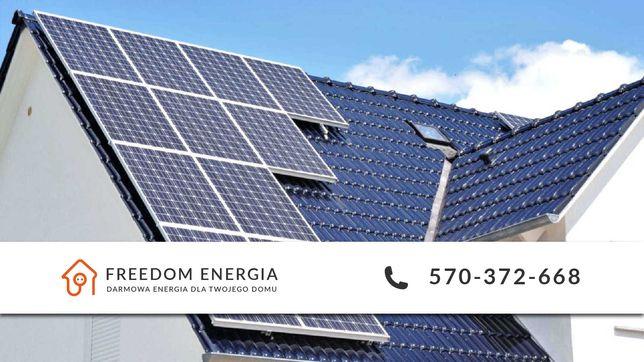 Fotowoltaika - darmowa energia dla Twojego domu