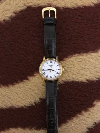 Продам наручные часы, мужские, классические, марки Tissot