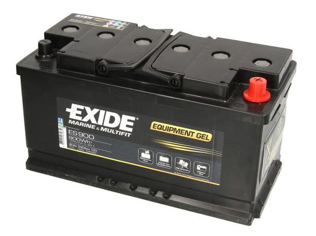Akumulator EXIDE GEL/ŻEL 80Ah 900Wh P+ ES900