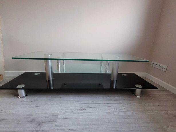 Stolik szklany RTV 180cm