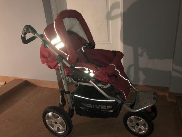 Wózek DRIVER 2w1