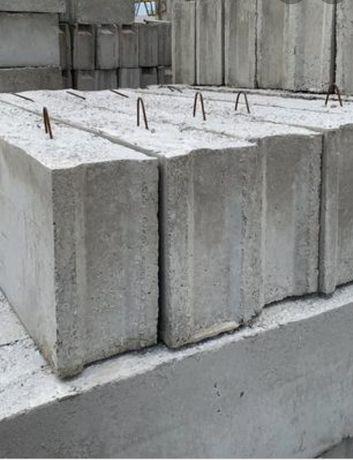 ФБС, фундаментні блоки стінові