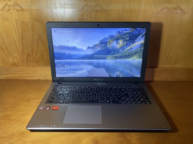 Portatil ASUS J550IU-GO075T, AMD Quad Core FX-9830P Processador