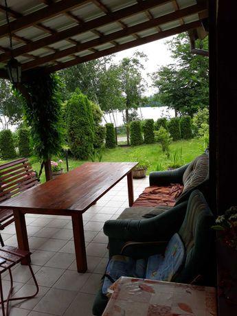 Dom nad jeziorem Kaszuby - majówka