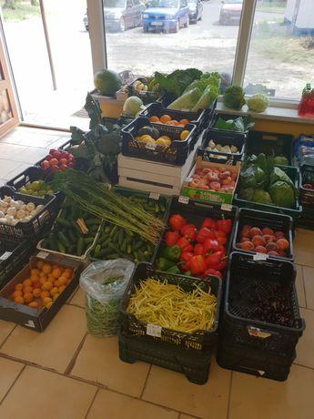 Świeże warzywa z dowozem, zamówienia