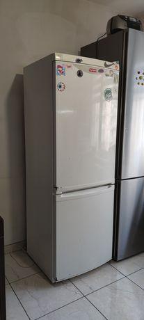 Холодильник zanussi zrb 34 na