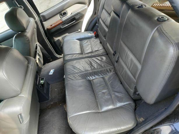 Салон  сидушки Nissan pathfinder r50