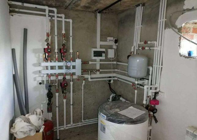 Сантехник ремонт-монтаж систем отопления, водоснабжения, канализации.