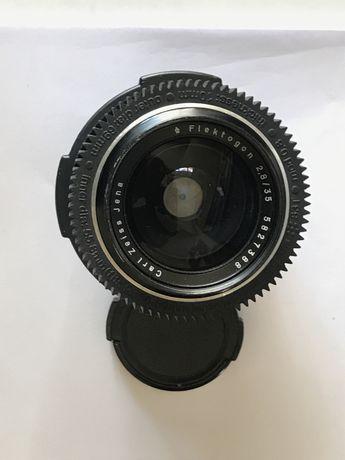 Zeiss cinema 35mm f 2.8