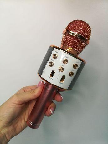 Караоке микрофон Bluetooth беспроводной WS 858
