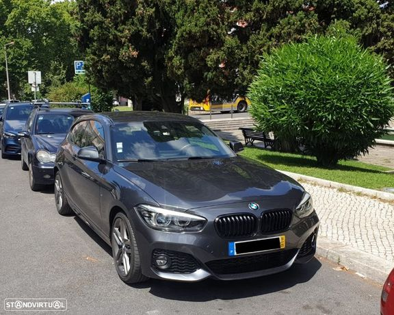 BMW 118 i Pack M Shadow