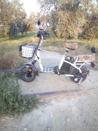 Продам электро вело скутер