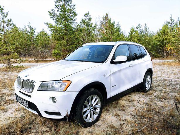 Продам BMW X3 2012 в отличном состоянии