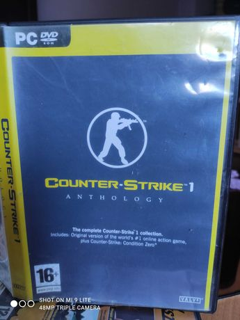 Gra PC counter strike 1 antologia