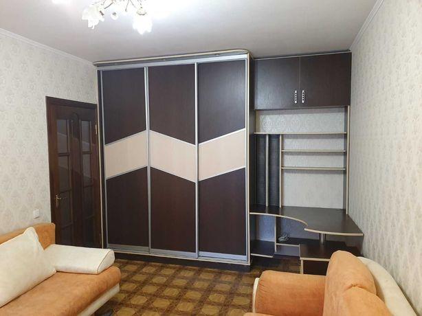 Сдам свою однокомнатную квартиру Днепродорога угол Марсельской