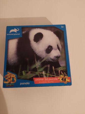 Пазл Prime 3D Панда 48 елиментов новые