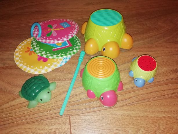 Złów zabawka do wody little tikles