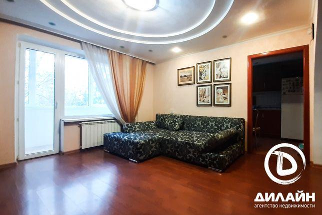 Отличная 3к квартира на Чуйкова