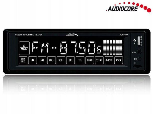 Radioodtwarzacz AUDIOCORE Dotykowy ekran USB
