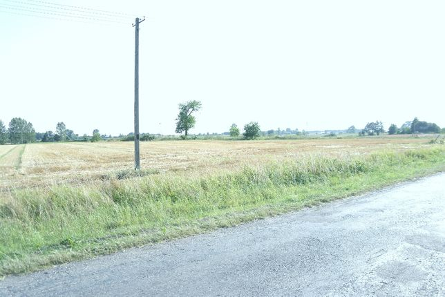 TERAZ TANIEJ! Działka rolna na sprzedaż w Koloni Modryń