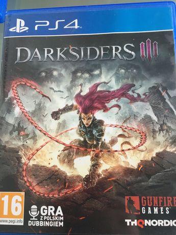 Ps4 gra używana darksiders III
