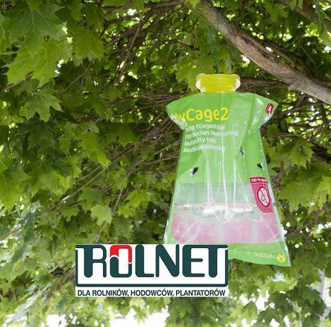 Łapacz owadów Fly Cage2 pułapka 100% naturalna Rolnet Wysyłka
