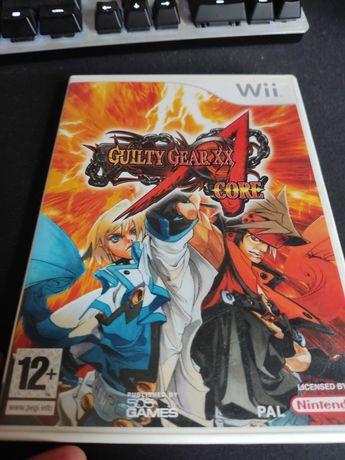 Guilty Gear Core Wii używana