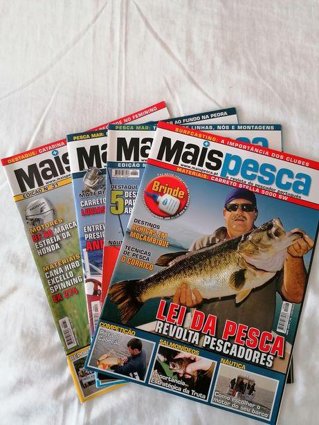 Revista Mais Pesca