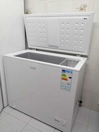 Arca congeladora horizontal Kunft KCF1899
