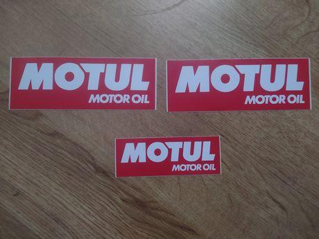 "Vendo autocolantes ""Motul Motor Oil"" NOVOS"