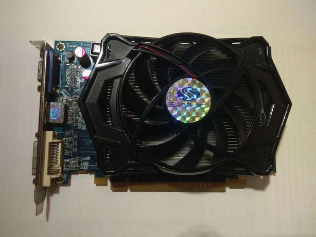 Видеокарта Sapphire Radeon HD 4670 512MB GDDR3