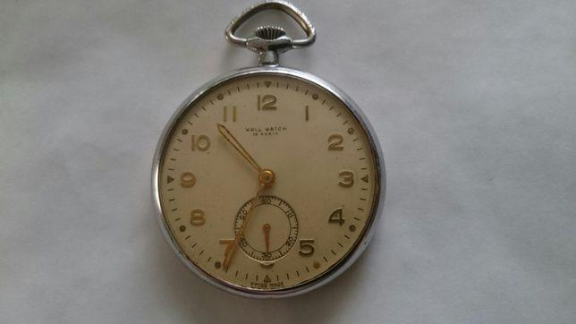 Zegarek kieszonkowy męski szwajcar