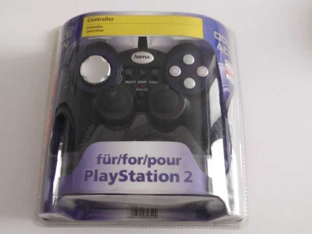 Pad Hama Double Action Air Grip do PlayStation 2
