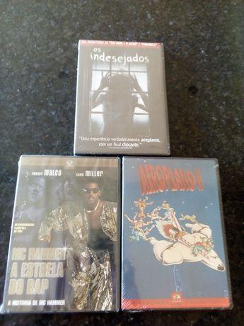 Filmes novos DVD