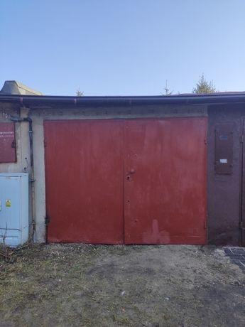 Wynajmę garaż - Katowice ul. Karłowicza