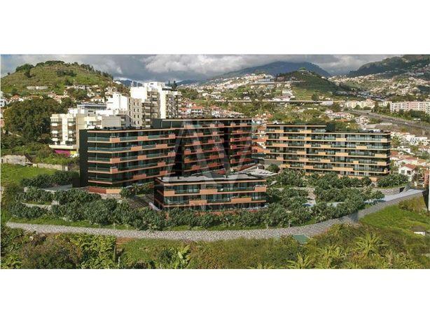 Novo Apartamento T1 - Virtudes, Funchal