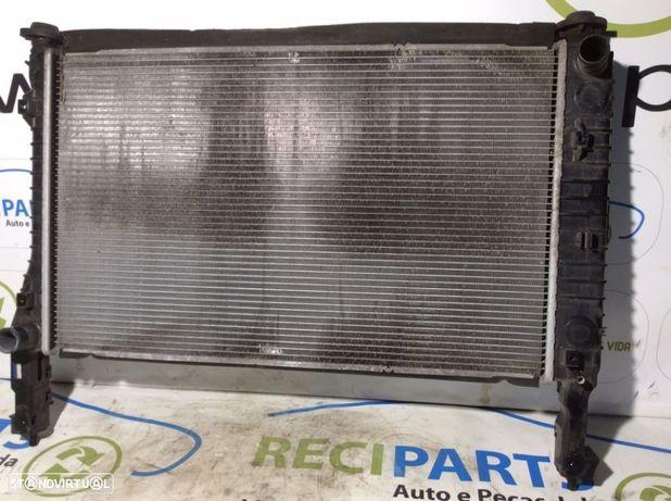 Radiador de água Chevrolet Captiva