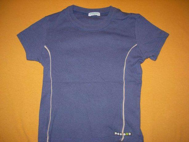 T'shirt azul Benetton 3 anos+Boné Dragon Ball 3 a 12 anos