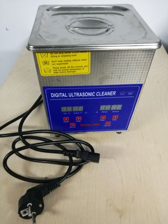 Profesjonalna myjka (wanna) ultradźwiękowa 2L