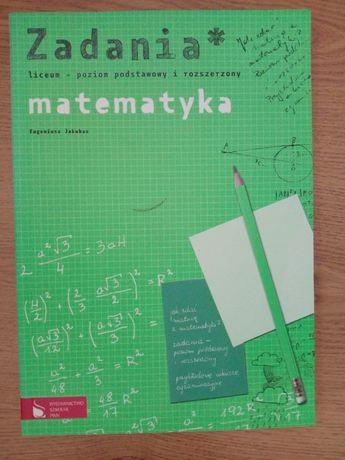 matura Matematyka zadania podstawa i rozszerzenie wyd. PWN