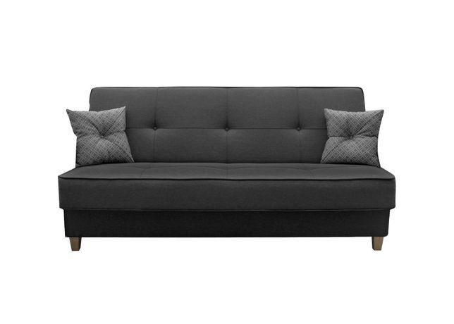 DOSTAWA 7DNI Kanapa łóżko sofa rozkładana wersalka LORA z pojemnikiem