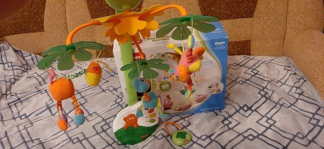 Дитячий мобіль Tiny Love ''Острів мрії''